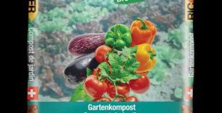 Compost de jardin