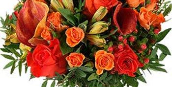 Un bouquet par mois - 6 mois