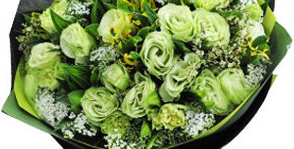 Bouquet de condoléance 'Tendre'