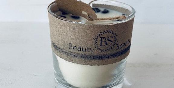 Bougie beauty scents Vanille & Café