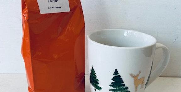 Thé Fée d'hiver - Thé vert