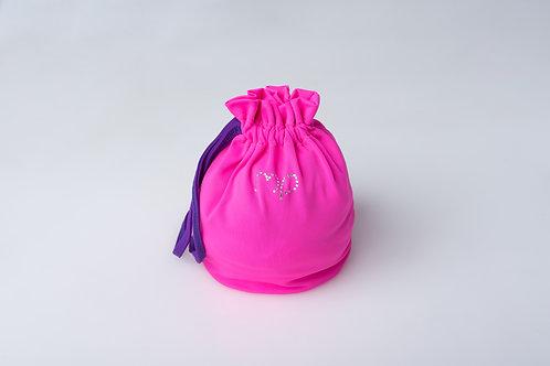 Party Pink Grip Bag