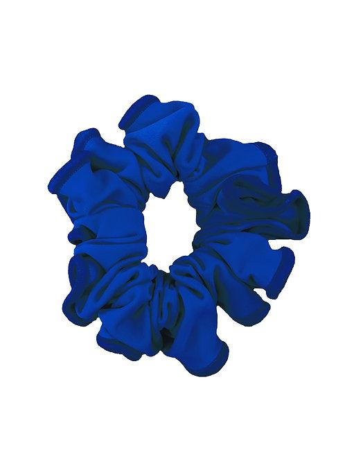 Navy Blue Scrunchie