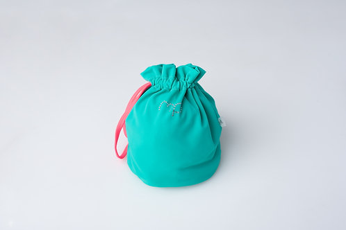 Water Green Grip Bag