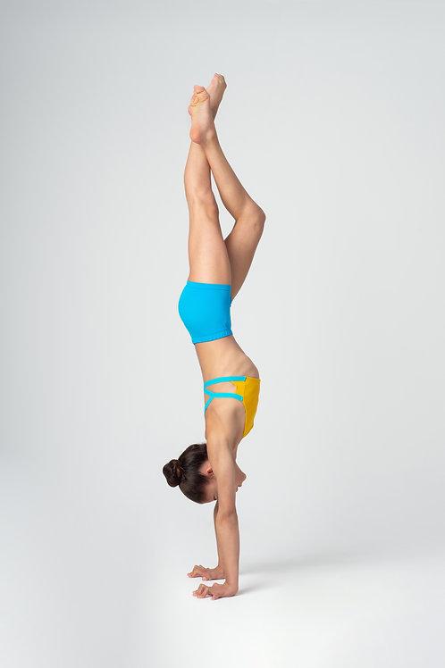 Tan Yellow Handstand Top