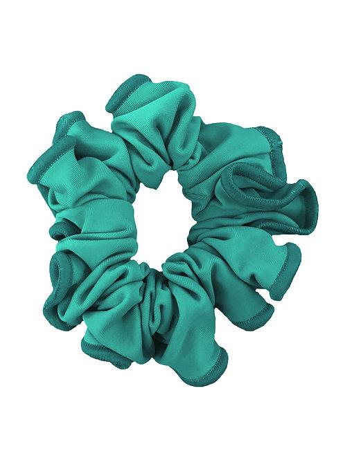 Emerald Green Scrunchie