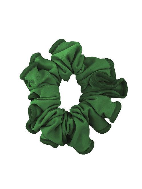 Olive Green Scrunchie