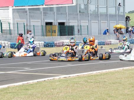 Está chegando a 2ª Etapa do Circuito Paulista de kart, com a presença de pilotos de altíssimo nível
