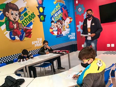 Speed Park sedia mais uma edição da escolinha de kart