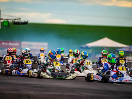 Inscrições para o Mundial FIA Karting no Brasil encerram na próxima quarta-feira