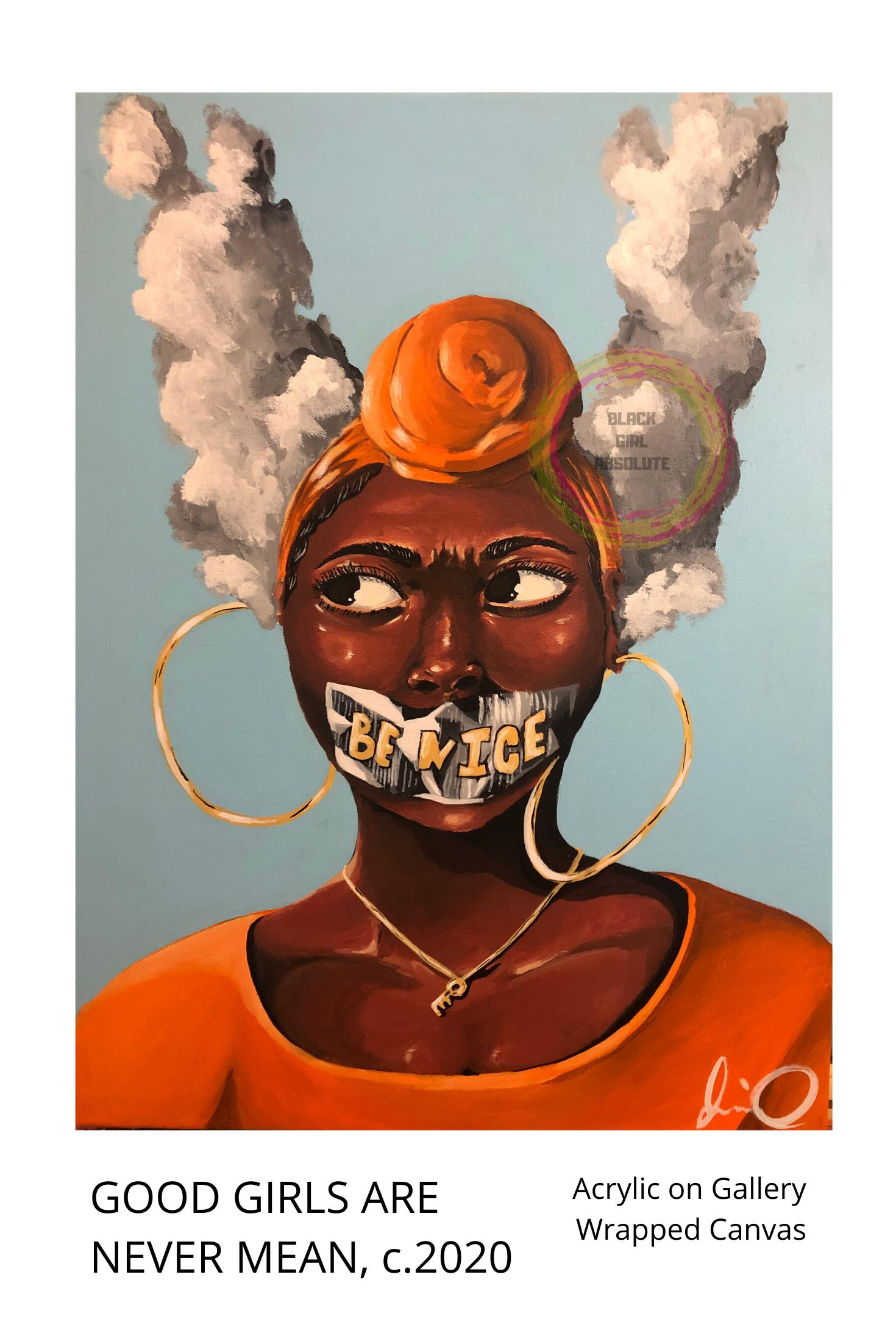 Copy of Yemaya, c.2019