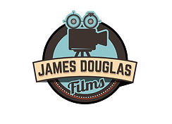 Wedding, Corperate and Music Videography Services Leicester Leicestershire James Douglas Films Logo Image