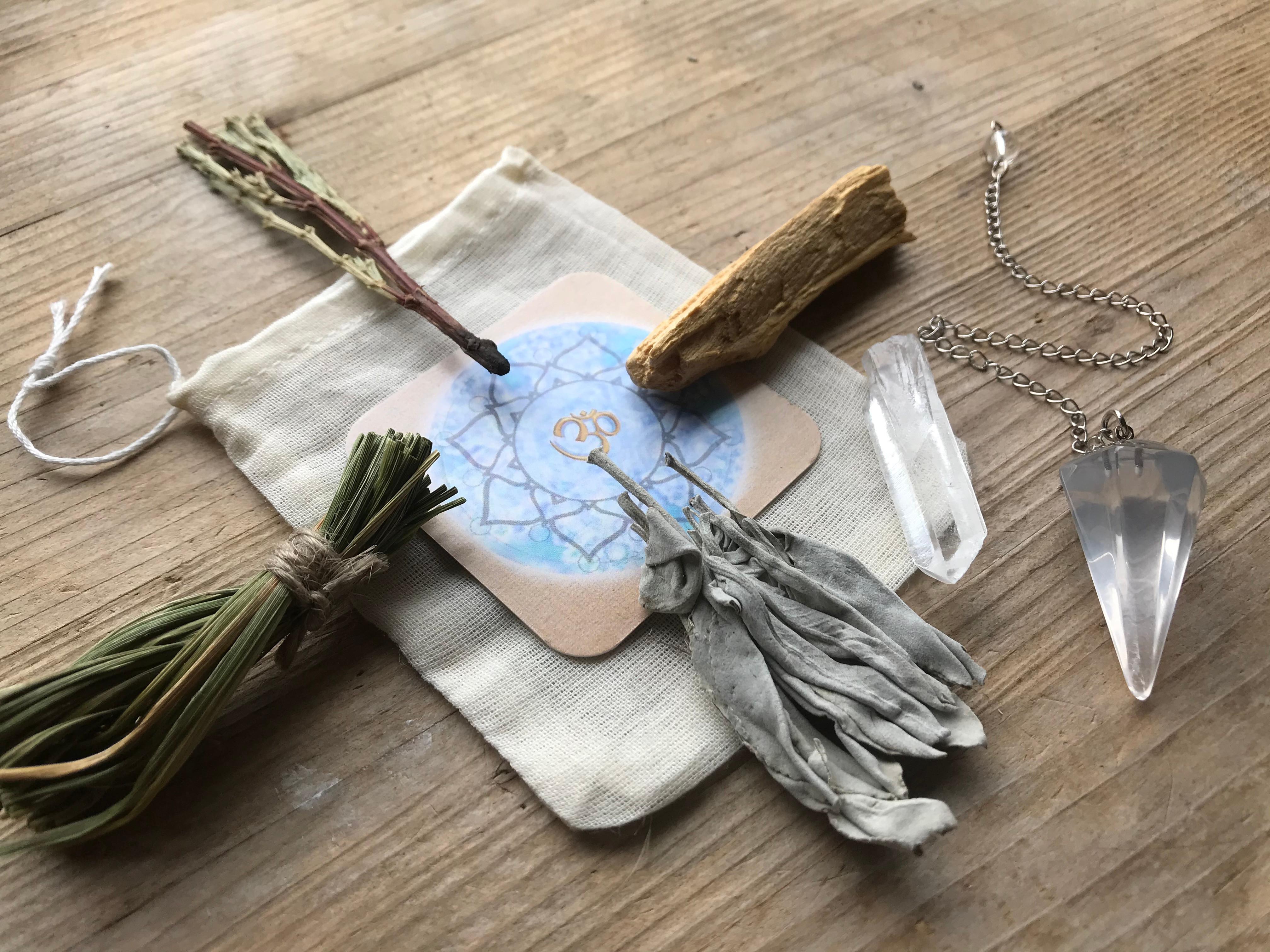 Shamanic Healing Ceremony