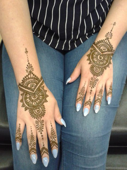 corporate henna artist chesterfield