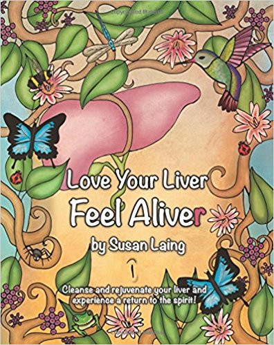 Love your Liver FEEL ALIVER