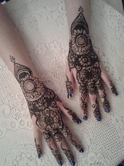 event henna artist sheffield