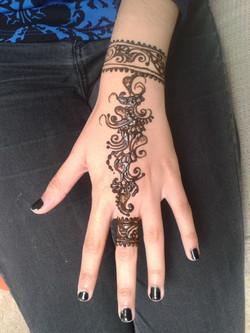 party henna artist gainsborough