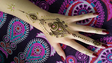 Henna Parties - Hen Party, Childrens Party, Teen Party Pamper Party Mansfield, Nottinghamshire