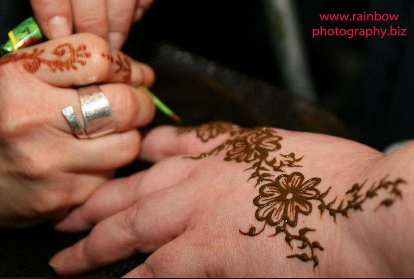 henna promo