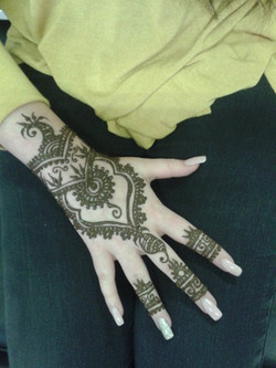 henna party Packages