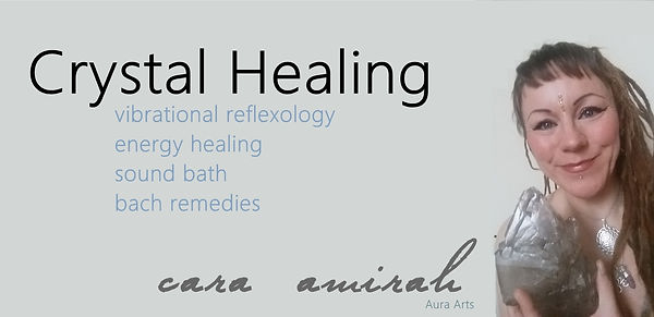 what is crystal healing?