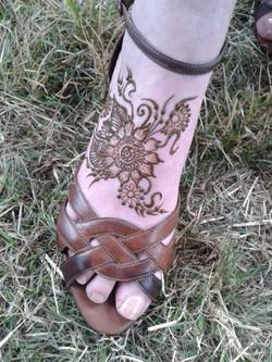 party launch henna artist alfreton