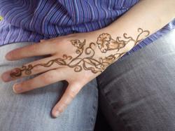 fairy henna artist