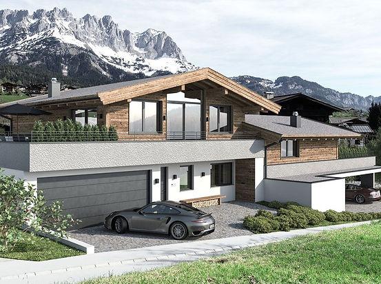 Haus in Going am Wilden Kaiser