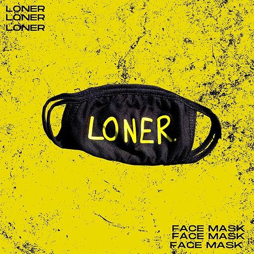 Loner Face Mask