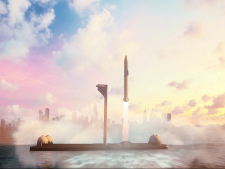 Travelling in Rockets.