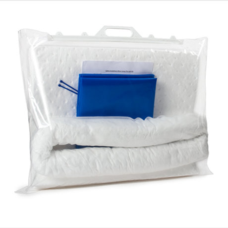 10 Litre ZIP TOP SPILL KIT