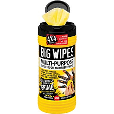 Big Wipes Multi-Purpose Tub