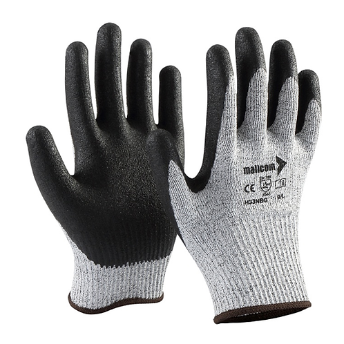 H 33NBG- NITRILE GLOVES