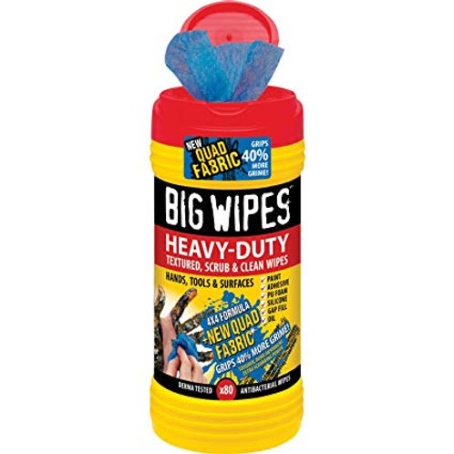 Big Wipes Heavy - Duty Tub