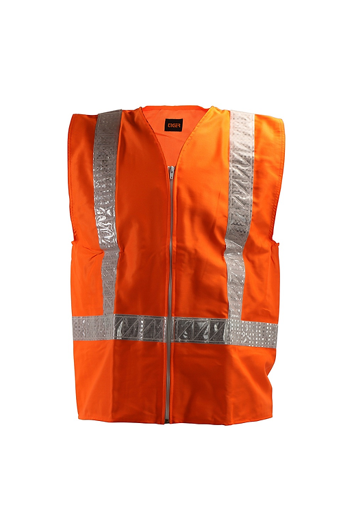 VEST GLO-HIGH VISIBILITY