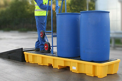 4 In - Line Spill Pallet