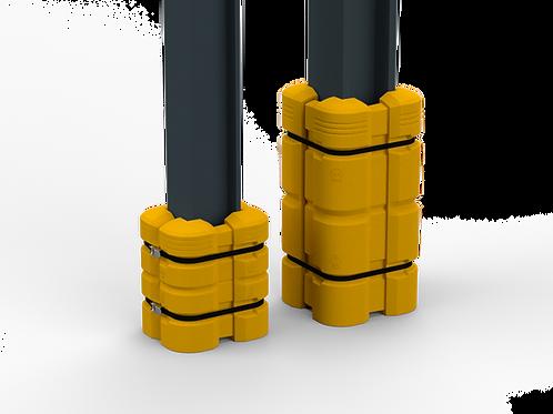 Coloumn Protection: Column Guard High - Strength Column Barrier