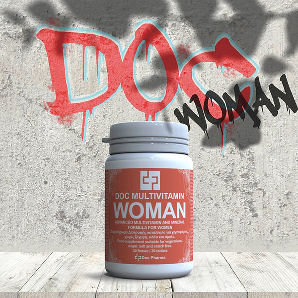Doc Multivitamin Woman