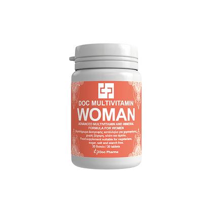 Doc Multivitamin Woman