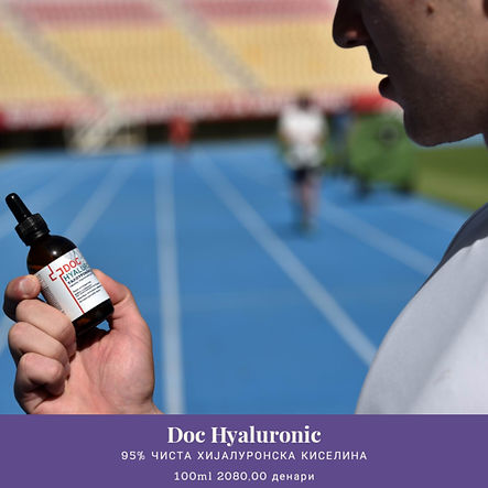 Doc Hyaluronic Acid