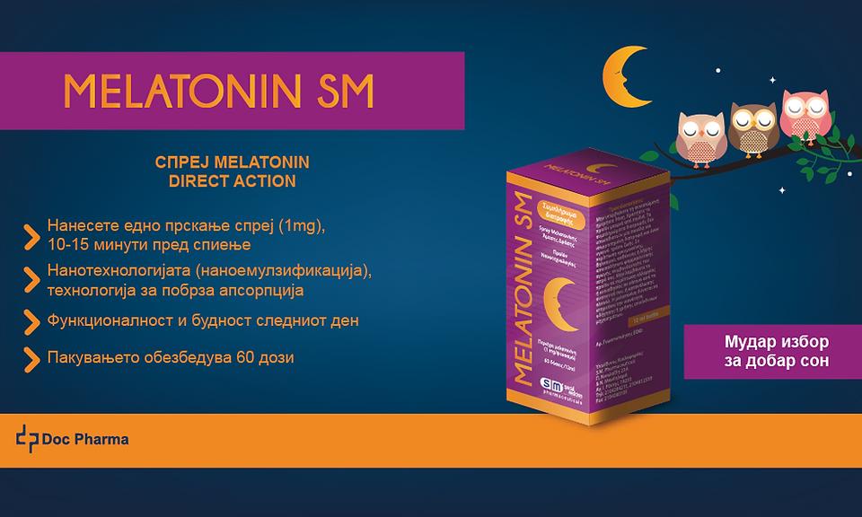 MelatoninSM