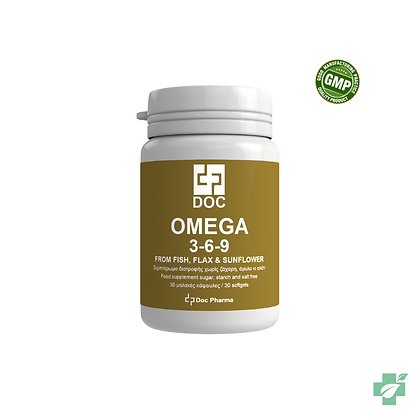 Doc Omega 3-6-9