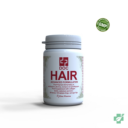 Doc Hair - 30 таблети
