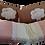 Thumbnail: My sleepy sheep baby crib 4 piece bumper