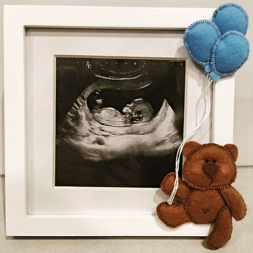 Baby bear frame
