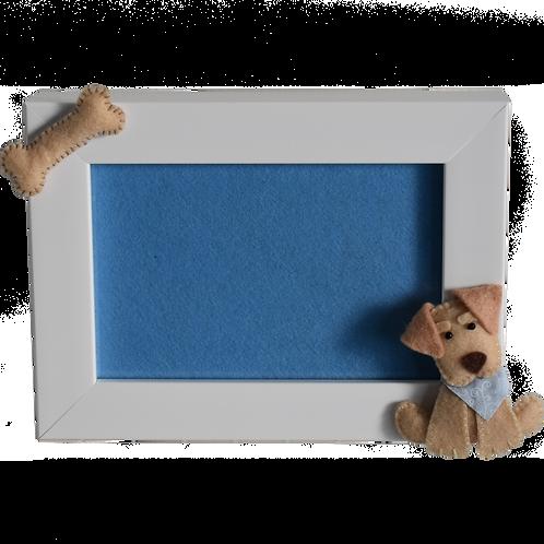 Baby Dog Photo Frame