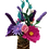 Thumbnail: Felt flower bouquet Susan