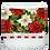 Thumbnail: Christmas decorated tea towel