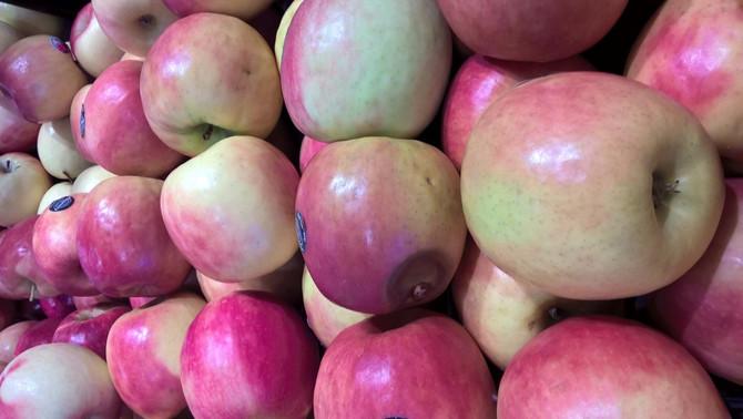 Find A Fresh Apple.