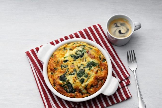 Low Carb High Fat Quiche